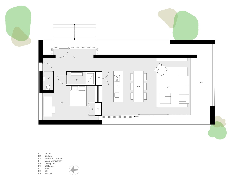 strandhuis – studio vint – (1)